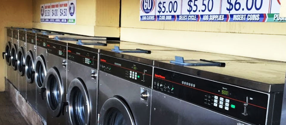 World O Suds Outdoor Laundry